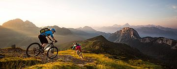 Mountain Bike Nassfeld Schluga Camping