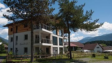 AlpinLODGE**** Schluga