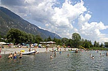 Webcam from Lake Pressegger See